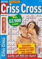 Family Criss Cross Magazine Issue NO 292