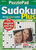Puzzlelife Ppad Sudoku Plus Magazine Issue NO 16