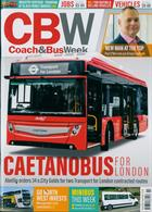 Coach And Bus Week Magazine Issue NO 1402