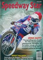 Speedway Star Magazine Issue 20/07/2019