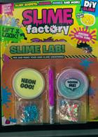 Slime Factory Magazine Issue NO 1