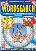 Take A Break Wordsearch Magazine Issue NO 8