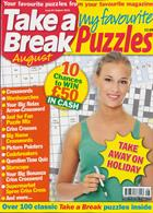 Tab My Favourite Puzzles Magazine Issue AUG 19