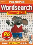 Puzzlelife Wordsearch Super Magazine Issue NO 15