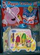 Peppa Pig Bag 0 Fun Magazine Issue NO 117