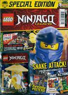 Lego Specials Magazine Issue N LEGACY 2