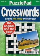 Puzzlelife Ppad Crossword Magazine Issue NO 35