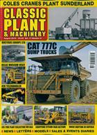 Classic Plant & Machinery Magazine Issue AUG 19