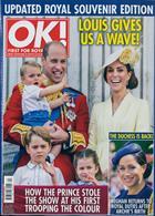 Ok! Magazine Issue NO 1190
