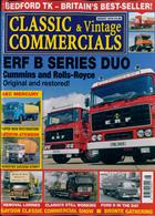 Classic & Vintage Commercial Magazine Issue AUG 19