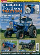 Ford And Fordson Tractors Magazine Issue AUG-SEP