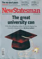 New Statesman Magazine Issue 23/08/2019