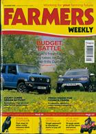 Farmers Weekly Magazine Issue 30/08/2019