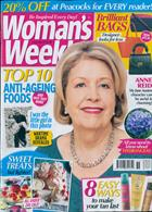 Womans Weekly Magazine Issue 03/09/2019