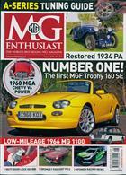 Mg Enthusiast Magazine Issue AUG 19