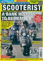 Classic Scooterist Scene Magazine Issue OCT-NOV