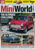 Mini World Magazine Issue AUG 19