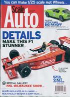 Scale Auto Enthusiast Magazine Issue AUG 19