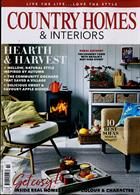 Country Homes & Interiors Magazine Issue OCT 19