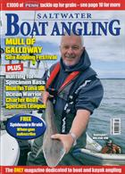 Saltwater Boat Angling Magazine Issue AUG 19