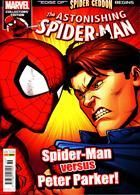 Astonishing Spiderman Magazine Issue NO 36
