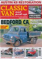 Classic Van & Pick Up Magazine Issue AUG 19