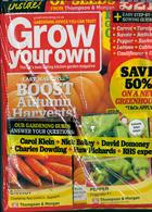 Grow Your Own Magazine Issue OCT 19