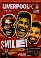 Liverpool Fc Magazine Issue OCT 19
