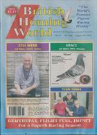 British Homing World Magazine Issue NO 7486