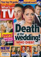 Whats On Tv England Magazine Issue 31/08/2019