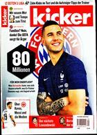 Kicker Montag Magazine Issue NO 29