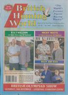 British Homing World Magazine Issue NO 7487