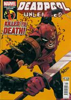 Deadpool Unleashed Magazine Issue NO 5