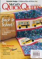 Quick Quilts Magazine Issue AUG-SEP