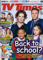 Tv Times England Magazine Issue 31/08/2019