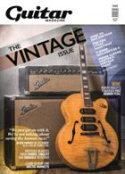 Guitar Magazine Issue OCT 19
