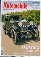 Automobile  Magazine Issue OCT 19