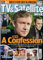 Tv & Satellite Week  Magazine Issue 31/08/2019