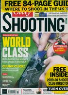 Clay Shooting Magazine Issue OCT 19
