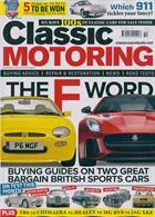 Classic Motoring Magazine Issue OCT 19