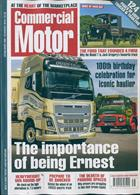 Commercial Motor Magazine Issue 29/08/2019