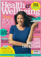 Health And Wellbeing Magazine Issue OCT 19