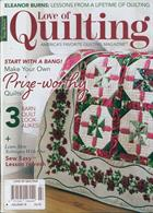 Love Of Quilting Magazine Issue JUL-AUG