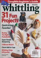 Woodcarving Illustrated Magazine Issue WHTTLIN 19