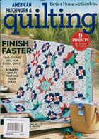 American Patchwork Quilting Magazine Issue NO 159