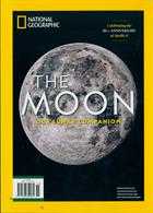 National Geographic Coll Magazine Issue THE MOON