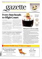 Antique Trades Gazette Magazine Issue 27/07/2019