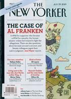New Yorker Magazine Issue 29/07/2019