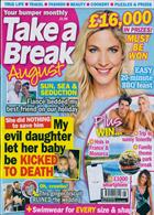 Take A Break Monthly Magazine Issue AUG 19