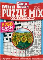 Tab Mini Puzzle Mix Coll Magazine Issue NO 105